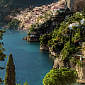 Almalfi Coast by Brian Jannsen