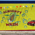 Almighty Car Wash by David Kyte
