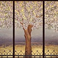 Almond Tree by Barbara Gerodimou
