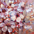 Almonds Blossom  6 by Roman Ben