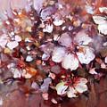Almonds Blossom  7 by Roman Ben