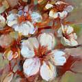 Almonds Blossom1 by Roman Ben