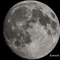 Almost Full Moon by Kenneth Cole