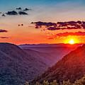 Almost Heaven - West Virginia by Steve Harrington