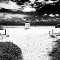 Almost There In South Beach by John Rizzuto