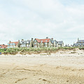 Alnmouth Northumberland by Jean Gill