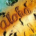Aloha In The Sand by Dorlea Ho