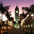 Aloha Tower Marketplace by Bob Abraham - Printscapes