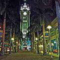 Aloha Towers by Michael Peychich