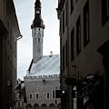 Alone In Tallinn by Dave Bowman