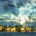 Along The North Shore - Ma by Lilia D