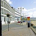 Along The Esplanade At Sandown by Rod Johnson