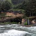 Along The Oregon Coast - 5 by Christy Pooschke