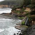 Along The Oregon Coast - 7 by Christy Pooschke