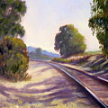 Along The Rails by Dorothy Nalls