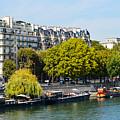 Along The Seine by Lynn Marlborough