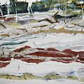 Along The Shore by Linda King