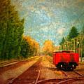 Along The Tracks by Tara Turner