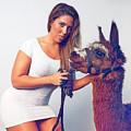 Alpaca Mr. Tex And Breanna by TC Morgan