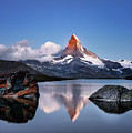 Alpenglow by Nedjat Nuhi