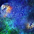 Alpha Centauri Abstract Moods by Georgiana Romanovna