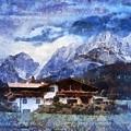 Alpine Bliss by Mario Carini