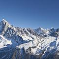 Alpine Panorama by Pat Speirs