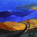 Alpine Vista by Dick Bourgault