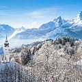 Alpine Winterdreams by JR Photography