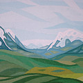 Alps 2 by Peter Antos