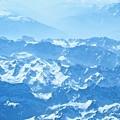 Alps Iv by Aaris K