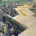 Als Beamlines And Inner Ring by Science Source