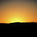 Altamont Sunset by Terry Davis