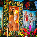 Altar Painted By Famous John Walach by Mariola Bitner
