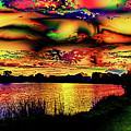 Alternative Cloud Design by Ron Fleishman