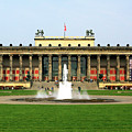 Altes Museum In Berlin by John Rizzuto