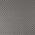 Aluminum Hole Texture Silver Metal Circle Steel by TextureX