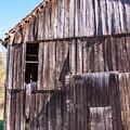 Alva's Barn by Terry Baldridge