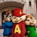 Alvin And The Chipmunks by Bert Mailer