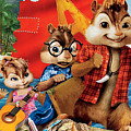 Alvin And The Chipmunks Chipwrecked by Bert Mailer