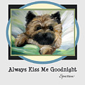 Always Kiss Me Goodnight by Mary Sparrow