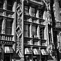 Alwyn Court Building Detail 14 by Val Black Russian Tourchin