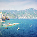 Amalfi Coast, Italy IIi by Anastasy Yarmolovich