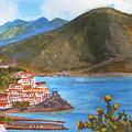 Amalfi Coast by Trilby Cole