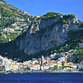Amalfi Cove by Kate McKenna