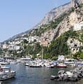 Amalfi Coast Italy by Allan Levin