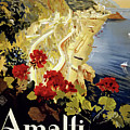 Amalfi Italy by Steven Parker