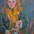 Amanda And Her Tea by Catherine Lawhon