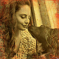 Amanda And Petey by Jose A Gonzalez Jr