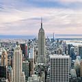 Amazing Manhattan by Az Jackson